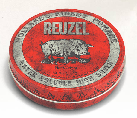 Reuzel Red Pomade- 4 oz